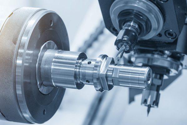 Single-Spindle CNC Bar Turning