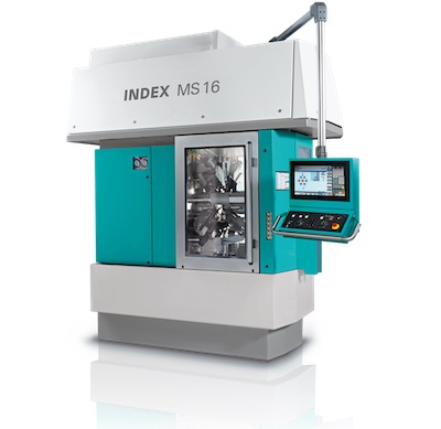 Index MS 16 Digital Lathe