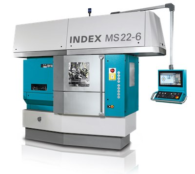 Index MS 22 Digital Lathe