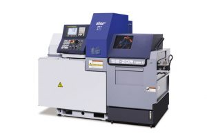 Star Single-Spindle Digital Lathe